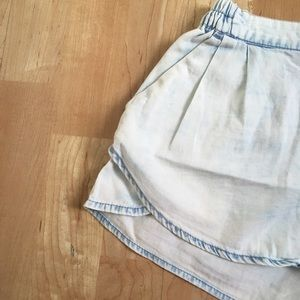 American Eagle Outfitters Shorts - American Eagle outfitters chambray shorts